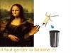Arts plastique anti-gaspillage Theau et Clement