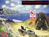 Arts plastiques 4eme sur l'écologie (Hugo et Léo)