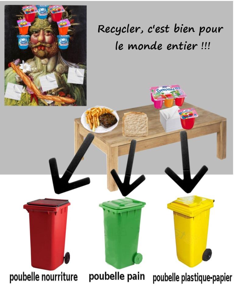 Campagne anti gaspillage 5ème
