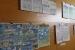 Exposition des BD à la médiathèque de Cambo
