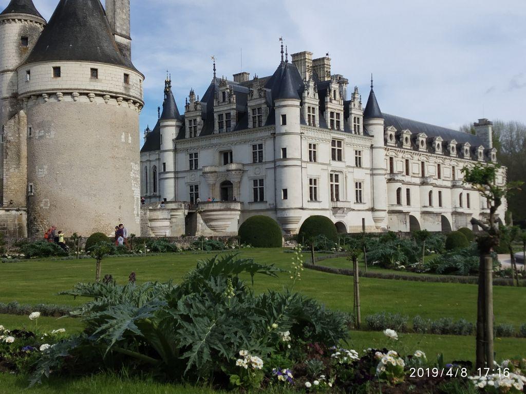 Châteaux de la Loire 5eme
