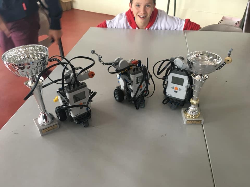 Euskal Robot Cup 2019