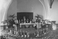 Chapelle années 1960