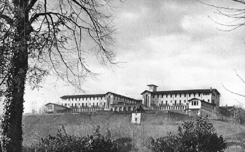 Etablissement années 1960