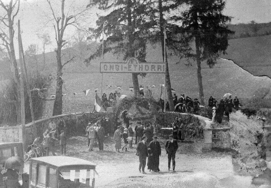 Inauguration 1926