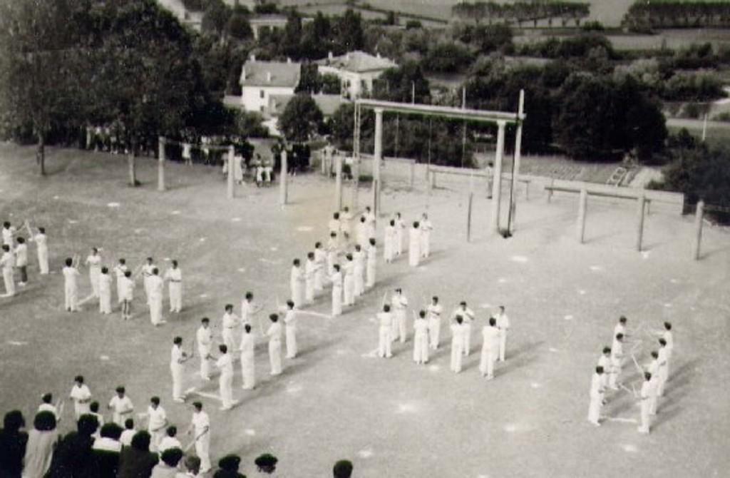 Olympiades années 1960