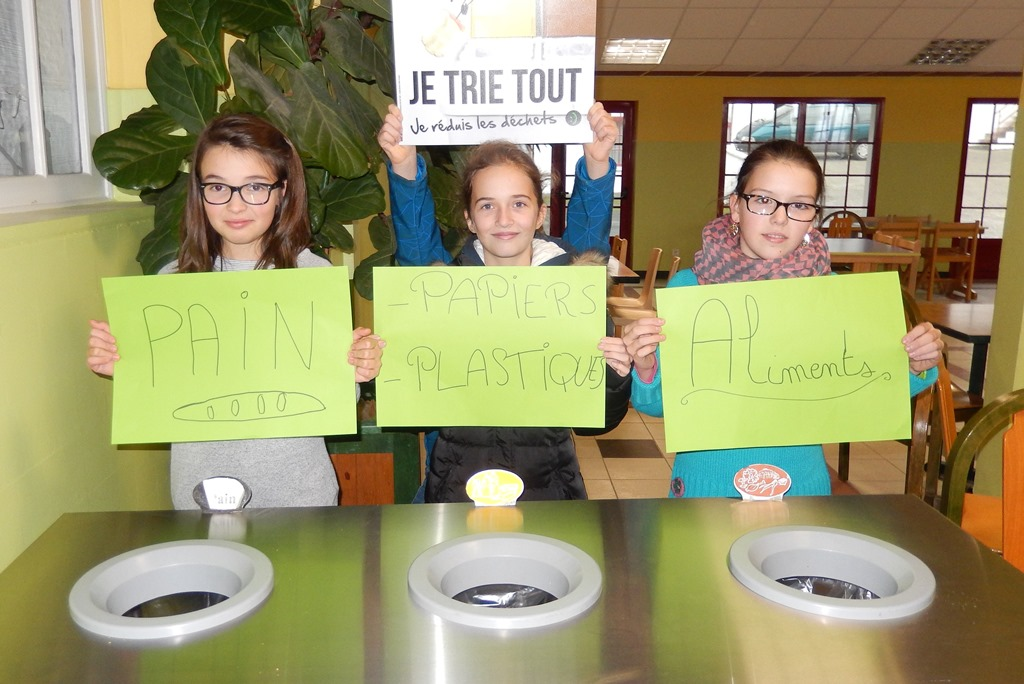 Top Campagne anti gaspi ! | Collège Saint François Xavier DD67