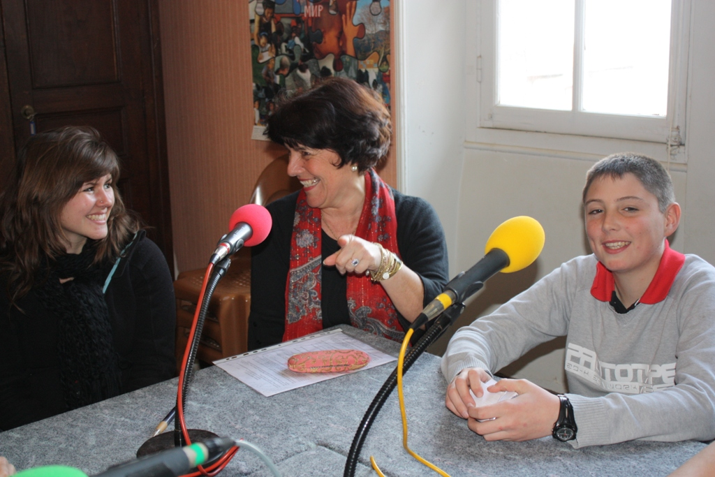 Radio Lapurdi mars 2011