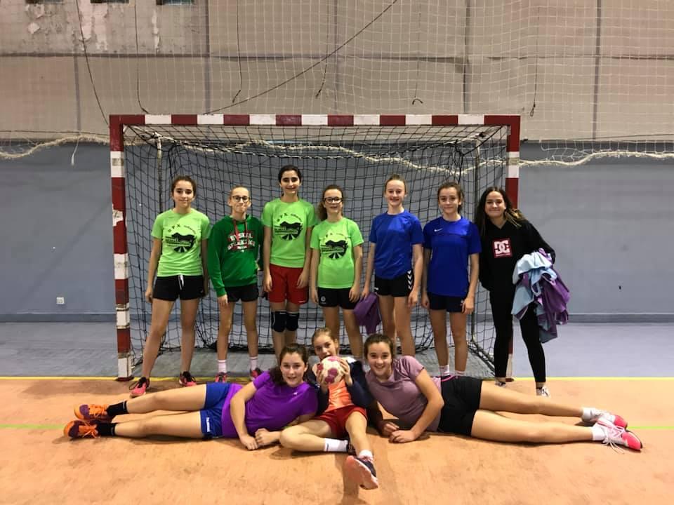 UNSS handball
