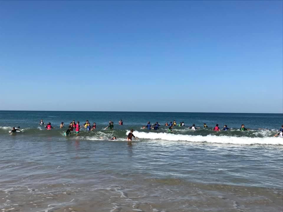 Journée Beach 2018
