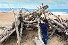 NUztaola 6eme : Nettoyage de plage