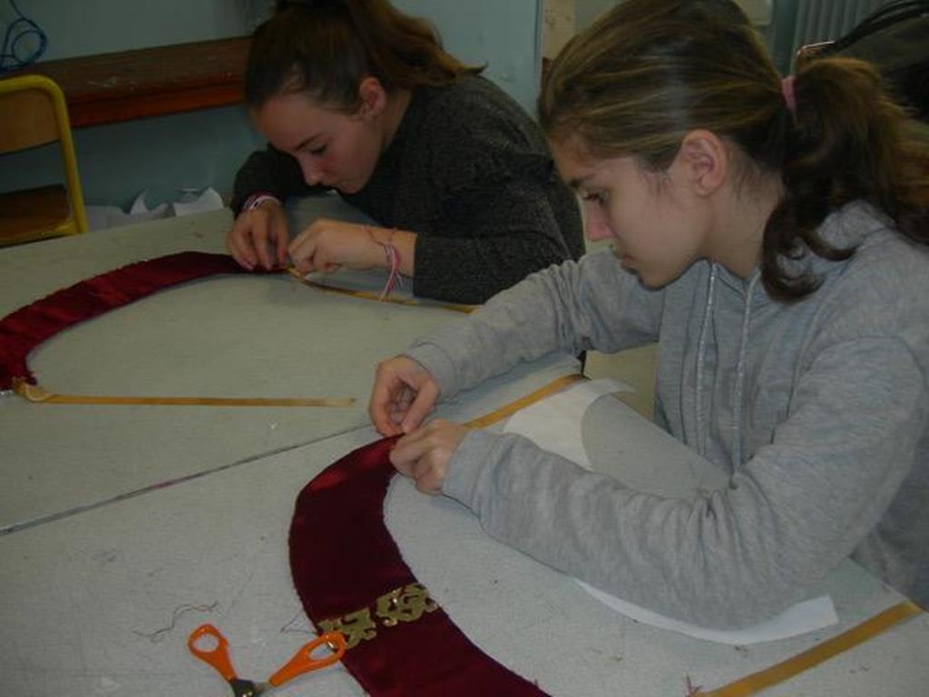 Uztaola Renaissance : l'atelier couture