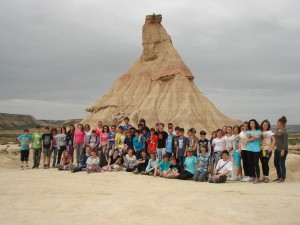 Bardenas 2013