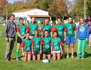 Rugby Trophee Esain 2014