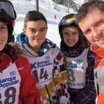 Championnat Académique ski Gourette 2015