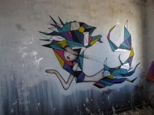 Art in House : La femme poisson