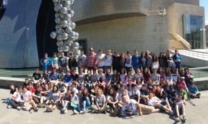 Musée Guggenheim de Bilbao 2015