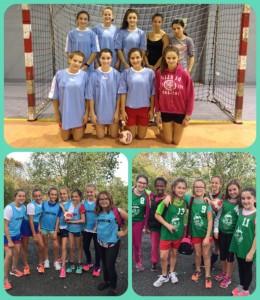 Handball : Finales de district 2015