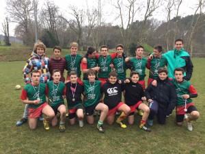 Championnat académique Rugby 2016