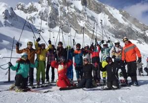 UNSS Ski Gourette 2016