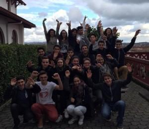Les 3eme ODP organisateurs de l'Euskal Event