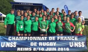 Championnat de France Rugby 2016
