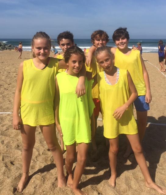 Journée Beach et sauvetage côtier aux Sables d'Or