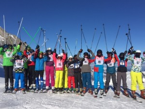 Championnat départemental de Ski 2017