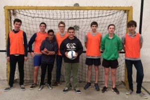 Les gagnants 2017 du tournoi Futsal Garçons 4emes 3emes