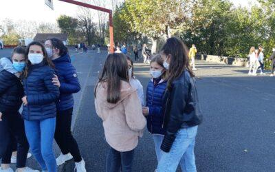 5 Novembre : Journée contre le harcèlement scolaire
